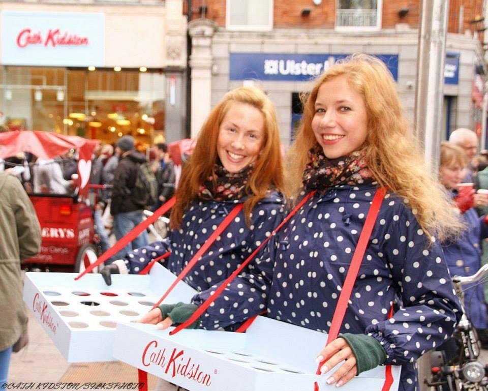 Cath Kidston Promo Girls