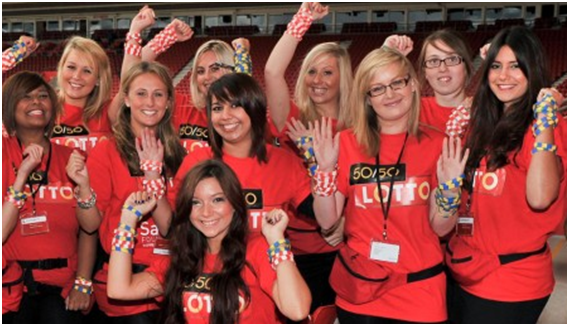 Lotto Promo Staff