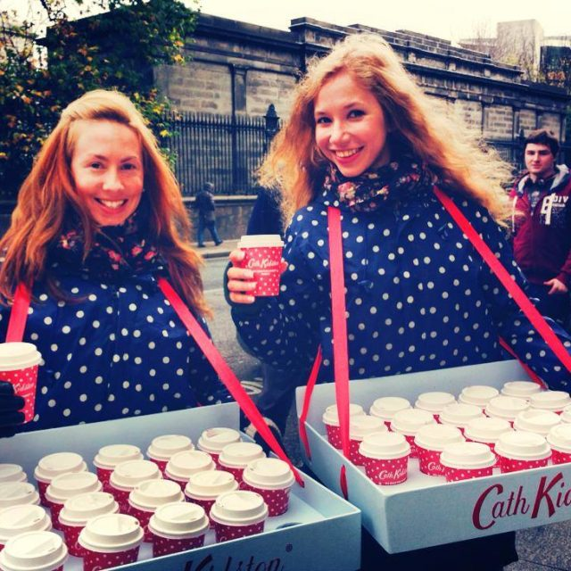 Cath Kidston Promotional Staff
