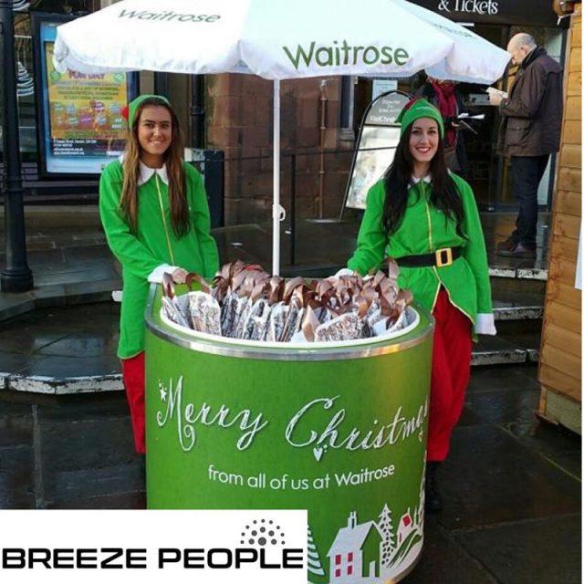 Waitrose Brand Ambassadors